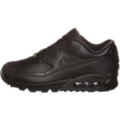 air max 90 bianche in pelle